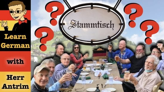 What is a Stammtisch & How Can You Use It to Improve Your German Skills?